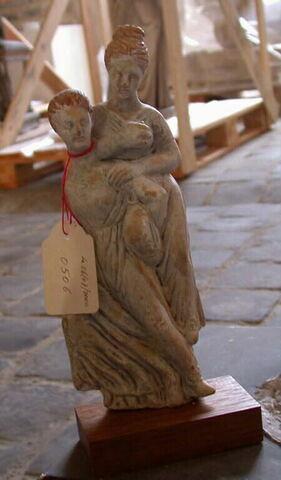moulage ; groupe de figurines