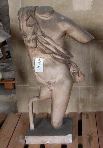 moulage ; statue ; torse