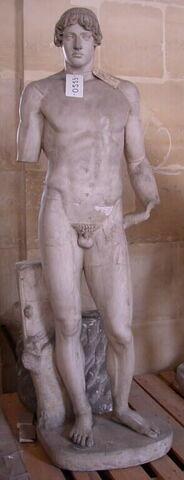 moulage ; statue ; Apollon Choiseul Gouffier