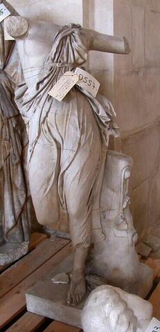 """moulage ; statue ; """"Ménade dansant"""" ou """"Danseuse de Berlin"""