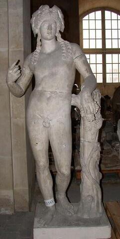 moulage ; statue ; Bacchus richelieu