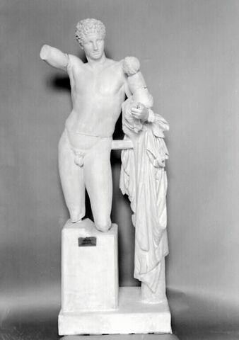 moulage ; statue ; Hermès d'Olympie