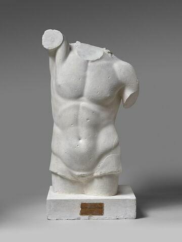 moulage ; statue  ; Dionysos Lycien