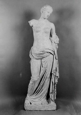 statue ; Tirage de la Vénus d'Arles