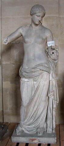 moulage ; statue ; venus d'Arles