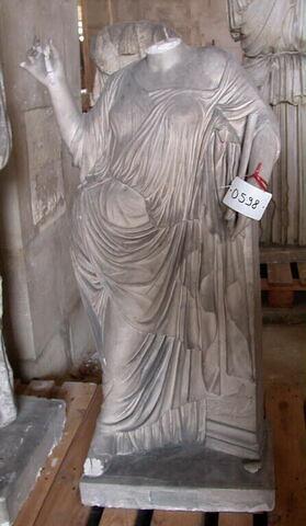 statue ; Tirage d'un Aphrodite