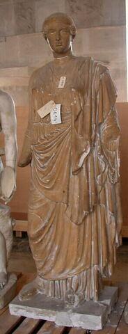 moulage ; statue ; Core Albani