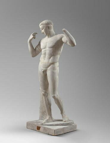 moulage ; statue ; Diadumène de Vaison-la-Romaine