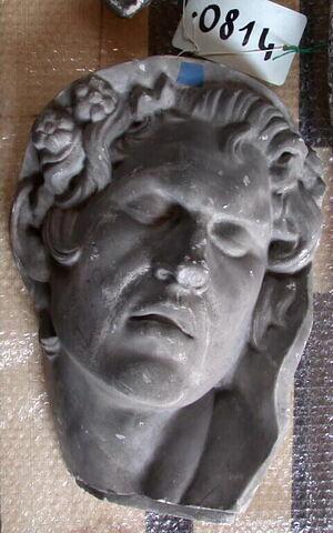 moulage ; statue  ; faune Barberini