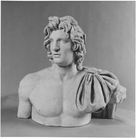 moulage ; statue  ; Alexandre de Cyrène