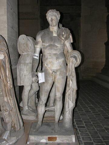 moulage ; statue ; Hermès Atalante