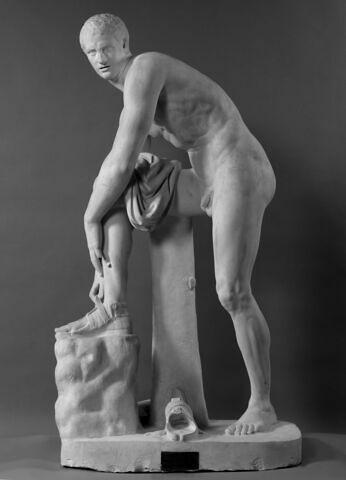 statue ; Jason-Cincinnatus