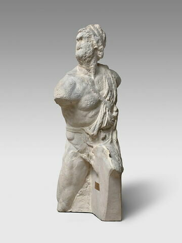 groupe statuaire  ; Pasquino