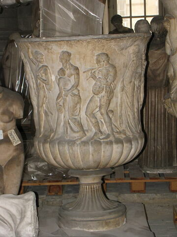 moulage ; cratère ; Vase de Pise ou de Campo Santo