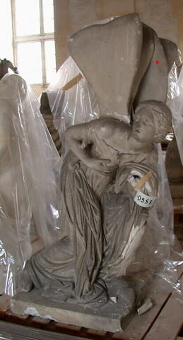 "statue ; ""Psyché"", ""Niobide en Psyché"" ou ""Psyché tourmentée"""