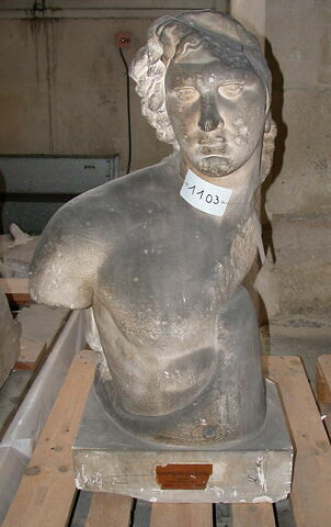 moulage ; statue  ; l'Inopos