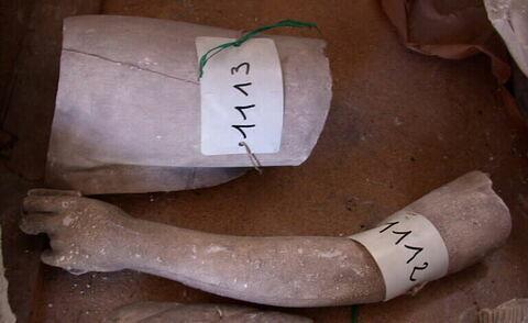 moulage ; statue  ; Groupe de l'Aurige de Delphes