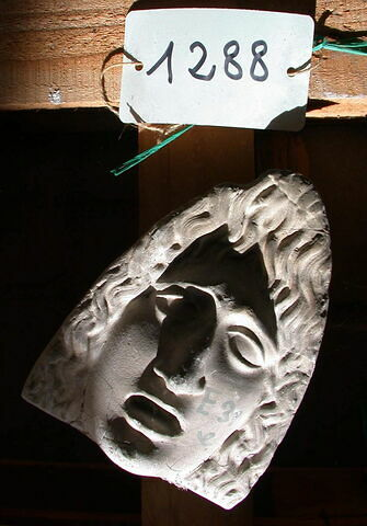 moulage ; relief