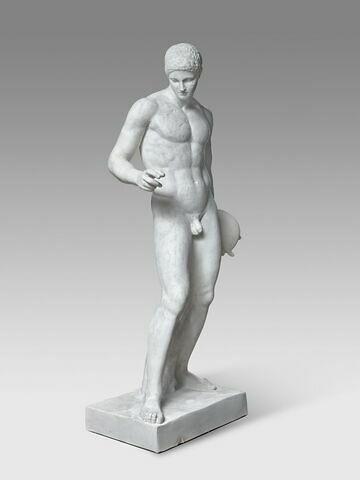 moulage ; statue ; Discophore de Naucydès