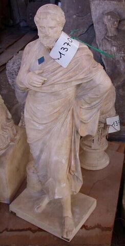 moulage ; statue ; Sophocle du Latran