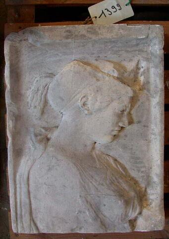 moulage ; stèle ; Stèle de Philis