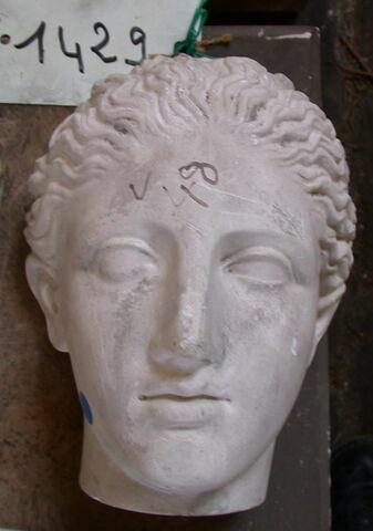 moulage ; statue  ; diane de gabies