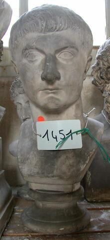 moulage ; statue