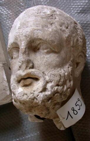 moulage ; statue  ; Héraclès (Héraklès)