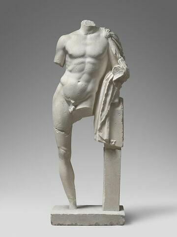 moulage ; statue ; Sisyphos II