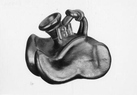 askos ; vase plastique