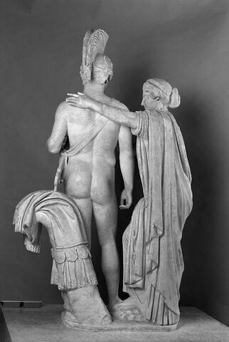 dos, verso, revers, arrière © 2008 Musée du Louvre / Anne Chauvet