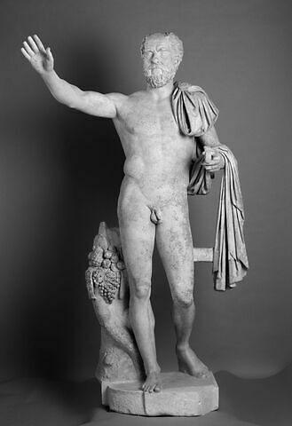 statue ; Pupien
