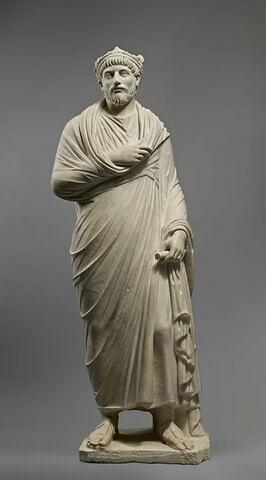statue ; Julien l'Apostat