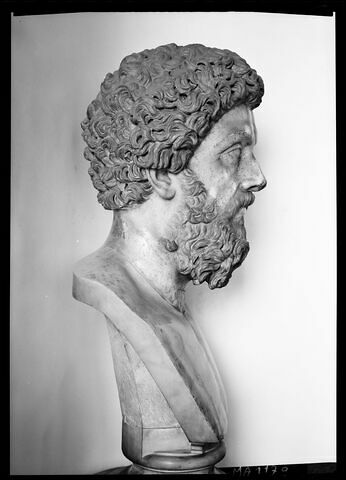 profil droit © Musée du Louvre / Maurice et Pierre Chuzeville
