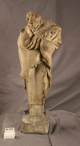 statue ; Terme d'Hercule
