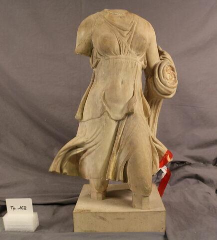 statuette ; Artémis Louvre Éphèse