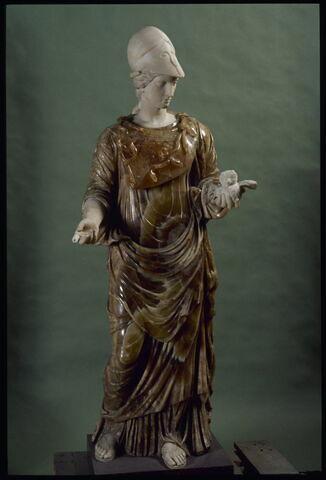 statue ; minerve d'Orsay