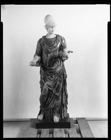 face, recto, avers, avant © 2005 Musée du Louvre / Bertrand Leroy/ Anne Chauvet