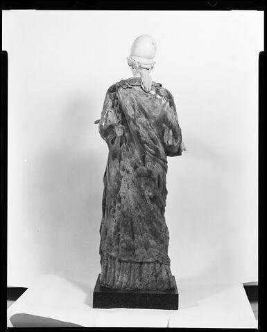 dos, verso, revers, arrière © 2005 Musée du Louvre / Bertrand Leroy/ Anne Chauvet
