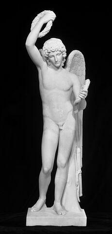 statue ; éros Farnese