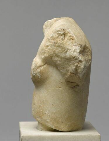 profil gauche © 2011 Musée du Louvre / Hervé Lewandowski