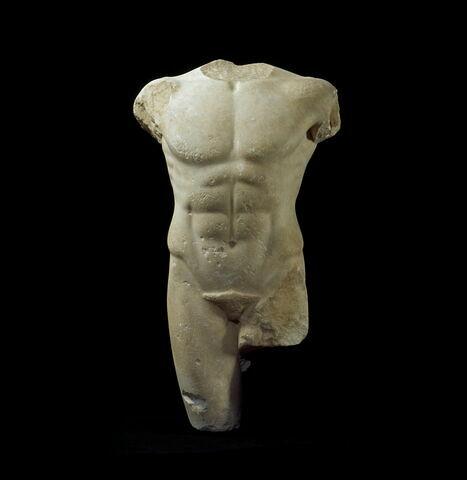 statue  ; torse de Milet