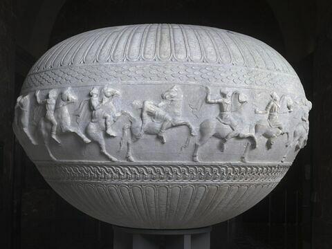 dinos ; vase de Pergame