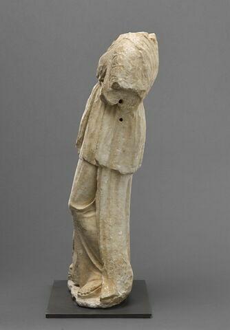 profil gauche © 2013 RMN-Grand Palais (musée du Louvre) / Stéphane Maréchalle