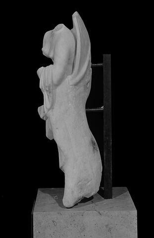 profil gauche © 2000 Musée du Louvre / Christian Larrieu