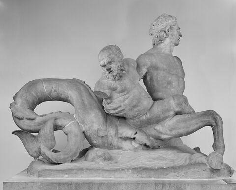 vue d'ensemble © 1993 Musée du Louvre / Christian Larrieu