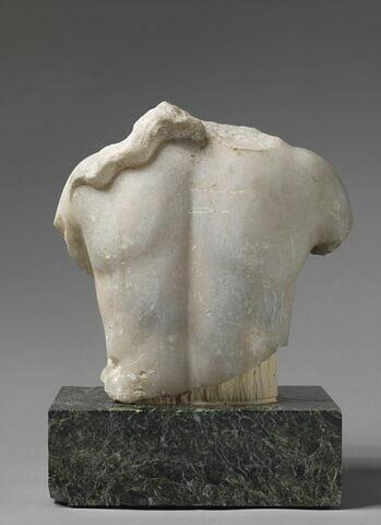 dos, verso, revers, arrière © 2012 Musée du Louvre / Philippe Fuzeau