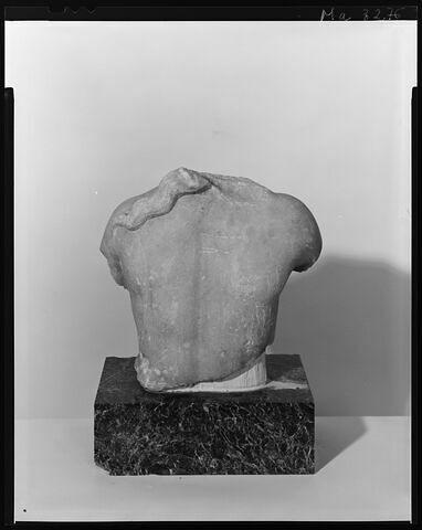 dos, verso, revers, arrière © 1991 Musée du Louvre / Patrick Lebaube