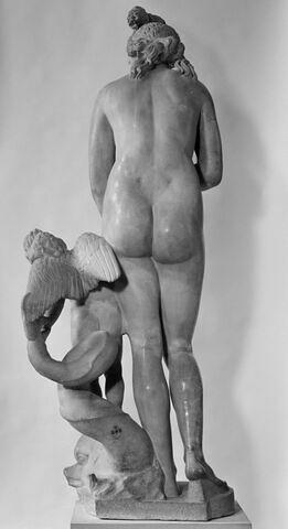 dos, verso, revers, arrière © 1970 Musée du Louvre / Maurice et Pierre Chuzeville