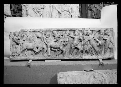 vue d'ensemble © 1983 Musée du Louvre / Maurice et Pierre Chuzeville